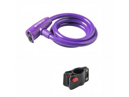 Zámok Extend COMPANION purple