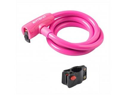 Zámok Extend COMPANION pink