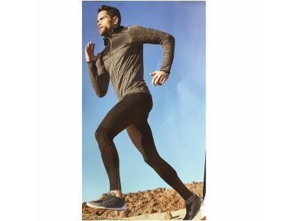 Bežecké funkčné nohavice