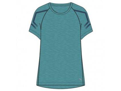 Tričko Asics 154540 ICON SS BLUE