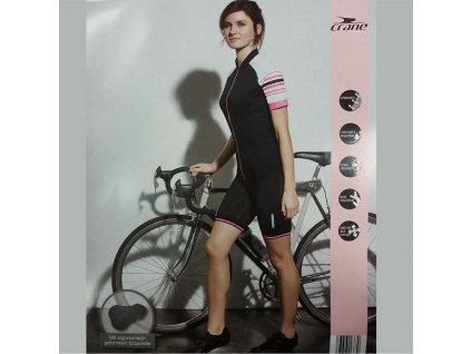 Cyklistické kraťasy Crane model399 WOMAN