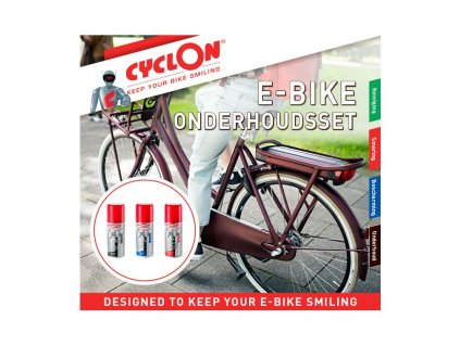 Cyclon Bike Care E-BIKE COLLECTION BOX