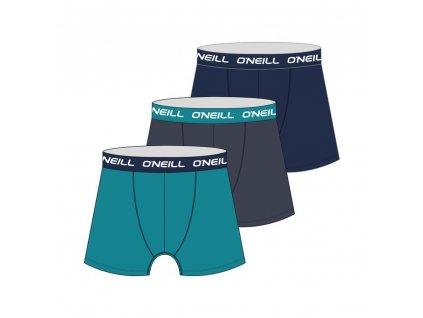 Boxerky o'neill  900043 plain 3-pack