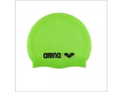 čiapka Arena Classic Silicone JR green