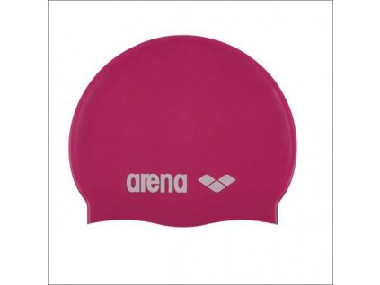 čiapka Arena Classic Silicone JR pink