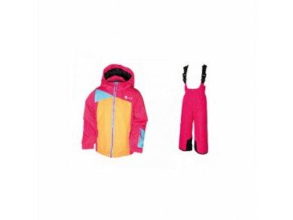 Lyžiarská súprava Stuf AMELIE pink