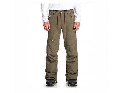 Lyžiarske nohavice Quiksilver ELMWOOD PT