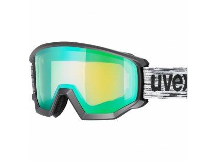 Okuliare Uvex ATHLETIC FM black green