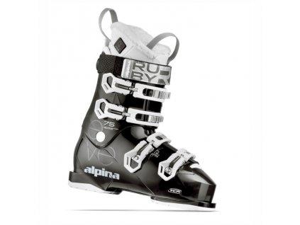 Lyžiarky Alpina EVE 75 Heat 19/20