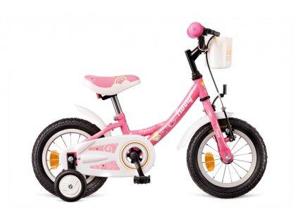Bicykel Dema FUNNY 12 pink 2019