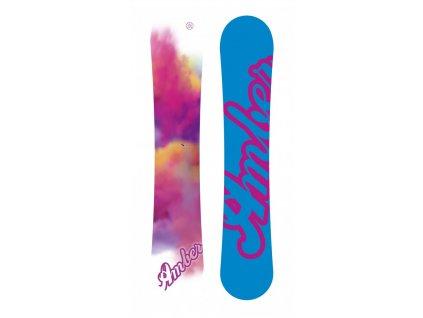 Snowboard STUF AMBER ROCKER 2.0 jun.
