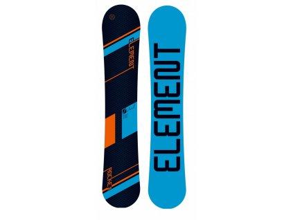Snowboard STUF ELEMENT ROCKER 2.0 jun.
