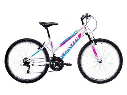 Bicykel Kenzel AVOX SF W white pink 2020