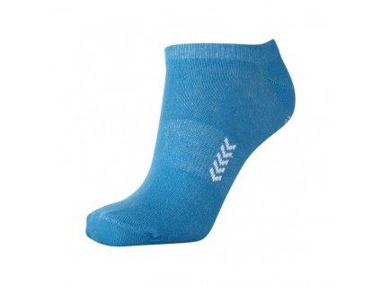 Ponožky hummel ankle blue