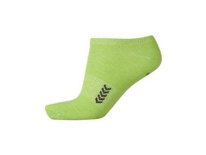 Ponožky hummel ankle green
