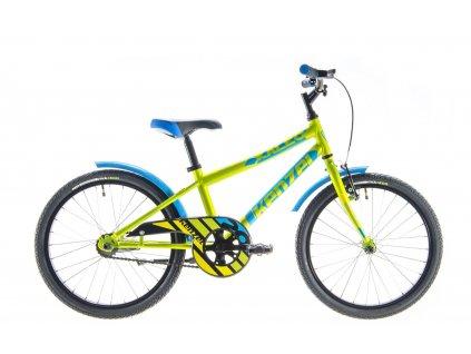 Bicykel Kenzel KALEO green 2019