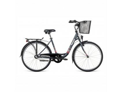 Bicykel Dema VENICE 26 3sp grey 2020