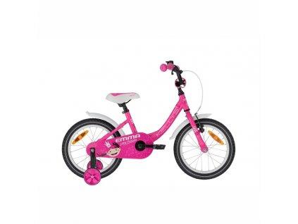 "Bicykel Kellys EMMA 16"" pink 2021"