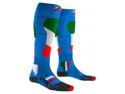 Ponožky SKI PATRIOT 4.0  blue