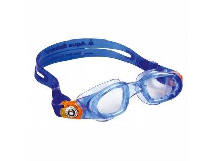 Okuliare Aqua Sphere MOBY KID blue