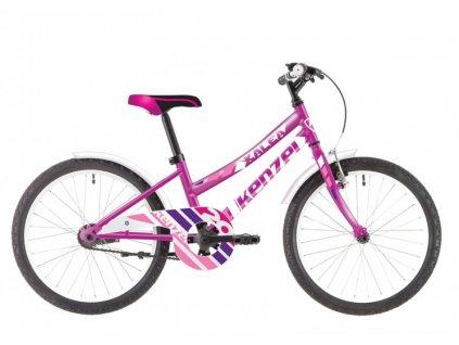 """Bicykel Kenzel KALEA 20"""" pink 2021"""