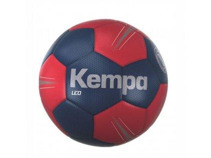 Lopta Kempa LEO blue/pink
