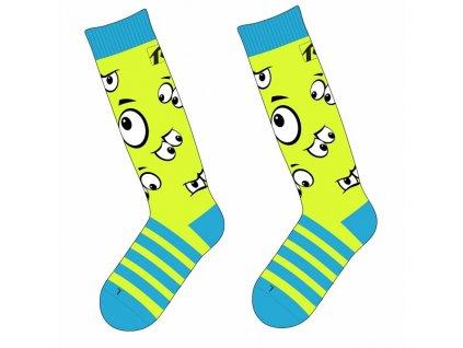 Ponožky Relax Happy RSO35 blue
