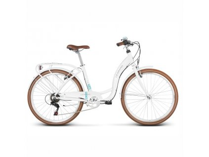 """Bicykel Le Grand LILLE 1 D 26"""" white 2021"""