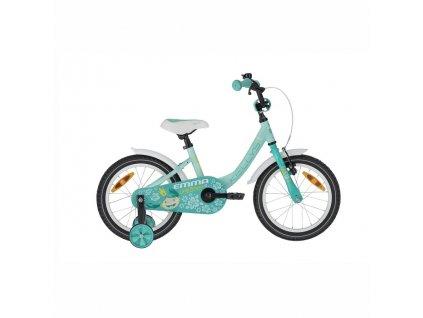 """Bicykel Kellys EMMA 16"""" menthol 2021"""