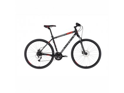 Bicykel Kellys Cliff 90 Black red 2021