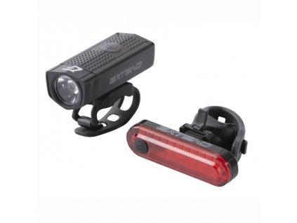 Svetlá Extend Defcon 350lm + 10lm