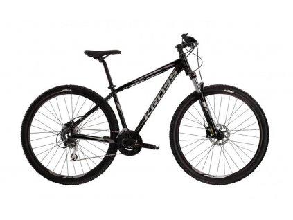 "Bicykel Kross Hexagon 6.0 M 29"" black 2020"