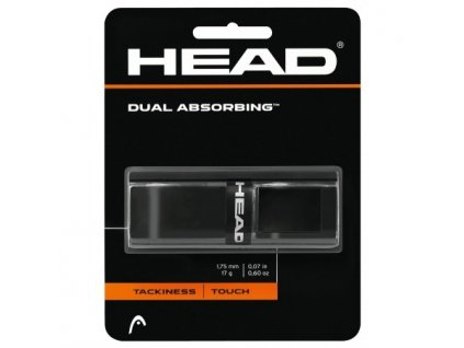 Grip Head DUAL ABS black