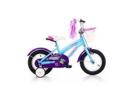 "Bicykel Harry Lolly 12"" modra"