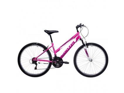 Bicykel Kenzel AVOX SF W pink white 2020