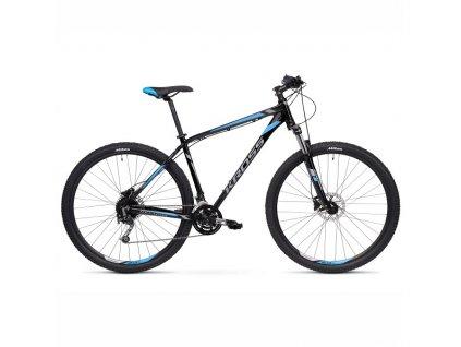 "Bicykel Kross Hexagon 7.0 29"" black-blue 2021"