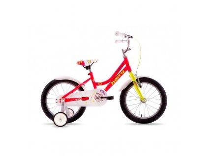 "Bicykel Harry 16"" Lolly ružovy"