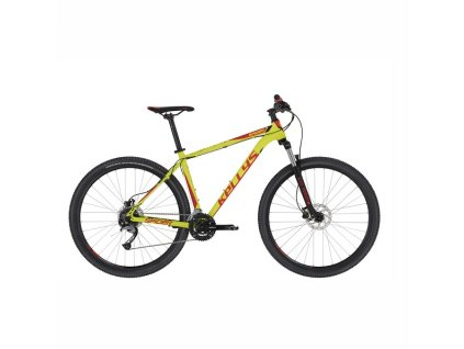 "Bicykel Kellys Spider 30 29"" Neon Lime 2020"