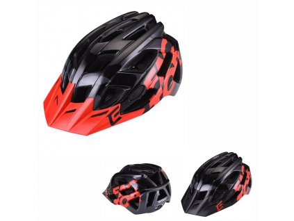 Prilba Extend Factor black-red 2020