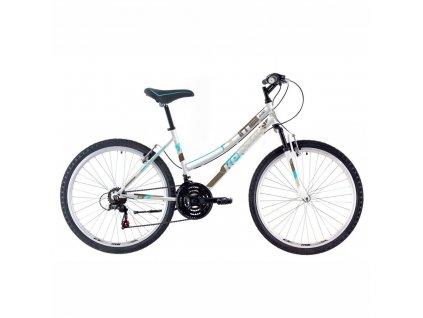 Bicykel Kenzel Prime DX80 SF W white 2020