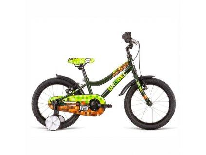 "Bicykel Dema Drobec 16"" FW olive 2020"