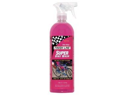 čistič FINISH LINE Bike Wash 1l rozprašo