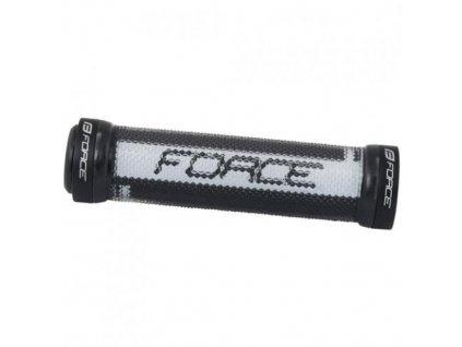 Gripy Force LOGO čierne so zámkom
