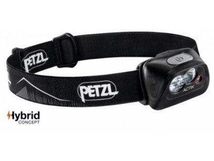čelovka Petzl ACTIK black