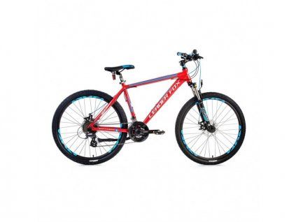 "Bicykel Leader Fox Factor 26"" Disc red 2020"