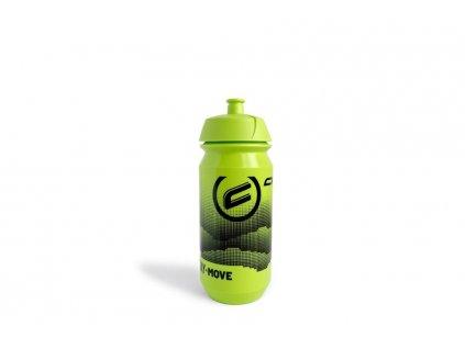 Fľaša Crussis 0,5l green