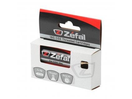 Bombičky Zefal CO2 16g so zavitom 2ks