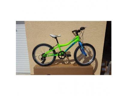 """Bicykel Harry JUNIOR 20"""" limet 2020"""