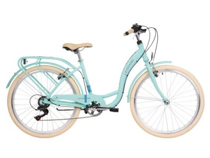 "Bicykel Le Grand LILLE 1 D 26"" cel-blu"