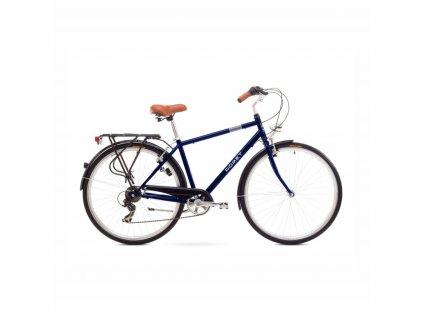 Bicykel Romet VINTAGE Man blue 46cm 2018